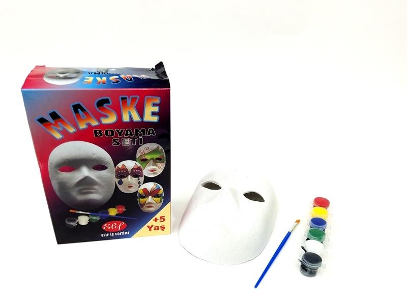 Maske Boyama Seti Toptansnet