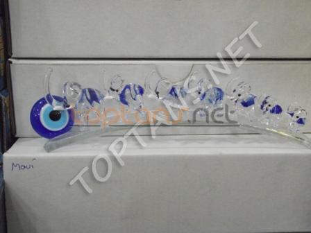 Dekoratif Cam Bereket Filleri 7 Parcali Toptans Net