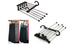 Toptan Pantolon Askısı-5 Way Trousers Hanger
